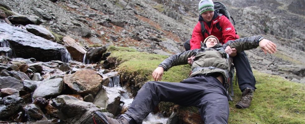 Private First Aid courses in Snowdonia, North Wales